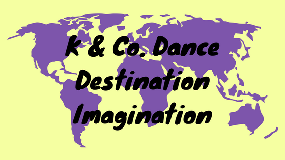 K & Co. Dance Mini-Mester – Destination Imagination
