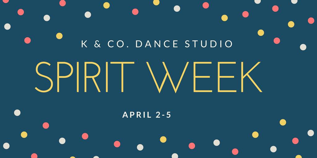 K & Co. Spirit Week